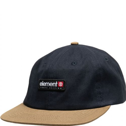 ELEMENT MENS BASEBALL CAP.NEW TOKYO POOL DECONSTRUCTED NAVY ARMY COTTON HAT S20